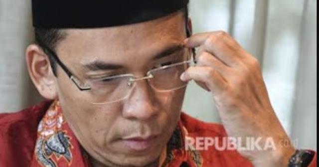 TGB: Jokowi Sosok Pemimpin yang Sungguh-Sungguh Bekerja