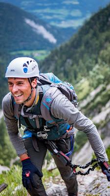 Silberkarklamm Rundweg Wilde Wasser und Klettersteige  Ramsau am Dachstein   Hias-Klettersteig  Siega-Klettersteig 13