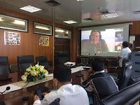 Di Musrenbang Online, Dhiyaul Hayati Pertanyakan Soal Bangunan Kantor SKPD dan Sampah