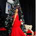 Best Christmas Greetings, Daniella Okeke breaks the internet with her insane curves  (PHOTOS)