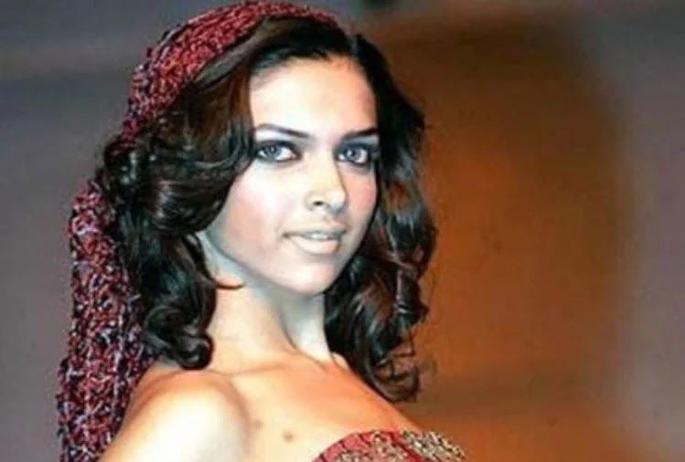deepika padukone now and then pic