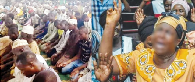 Abuja Christians, Muslims at war with social distancing, face masks in churches, mosques