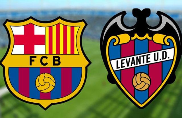 Link Live Streaming Barcelona vs Levante Liga Spanyol