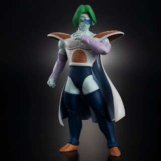 Dragon Ball Z High Grade Freezer Army Invasion: Freezer, Dodoria y Zarbon, de Bandai.