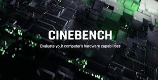 aplikasi benchmarking terbaik cinebench