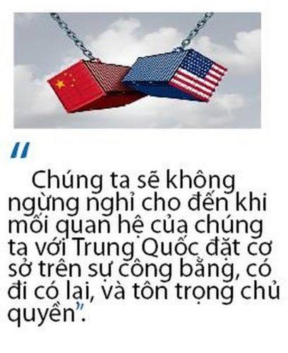 Chính quyền Trump chống Trung Quốc toàn diện