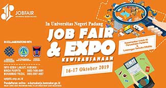 UNP Padang Job Fair Oktober