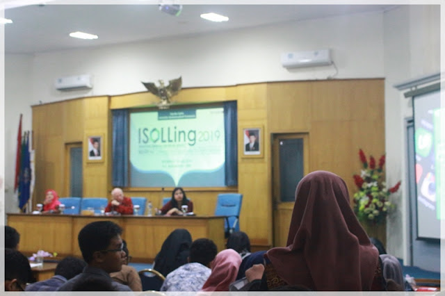 International Seminar on Literature and Linguistics 2019 Purwokerto