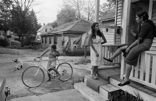 by Sage Sohier - Framingham, MA - 1981 | 80s America documental community life portrait photos