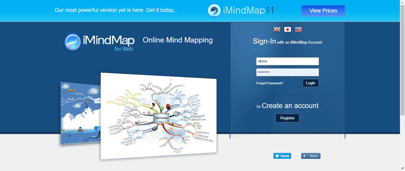 افضل برنامج خرائط ذهنية للكمبيوتر