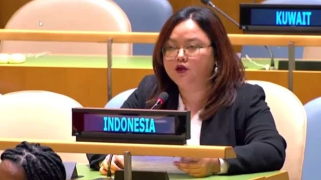 Sebut RI Langgar HAM Papua di Sidang PBB, Vanuatu Dibungkam Diplomat