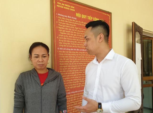 Không triệu tập bị can, phiên tòa cũng không có mặt bị cáo, không có mặt bị hại ở Hưng Yên