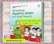 Kunci Jawaban Pendidikan Agama Islam Pai Kelas 3 Wali Kelas Sd