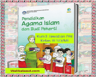 Kunci Jawaban Pendidikan Agama Islam PAI Kelas 3