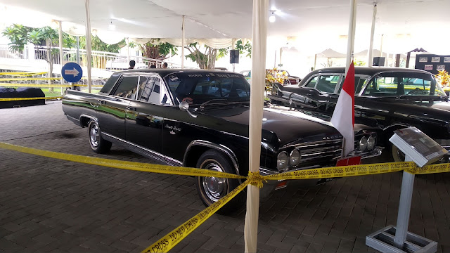 Oldsmobile Ninety Eight Bung Karno