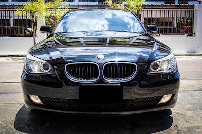 Eksterior BMW E60 Seri-5 Facelift LCI