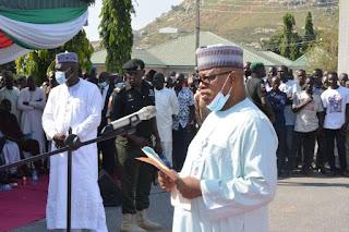 Peace: A Panacea Of Hope - Suleiman Usman Nyaja