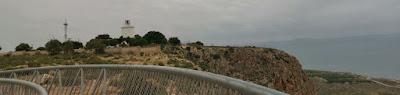 Mirador y Faro de Santa Pola.