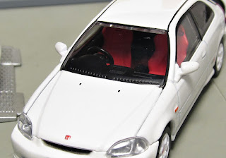 Tomica Limited Vintage  Civic Type-R