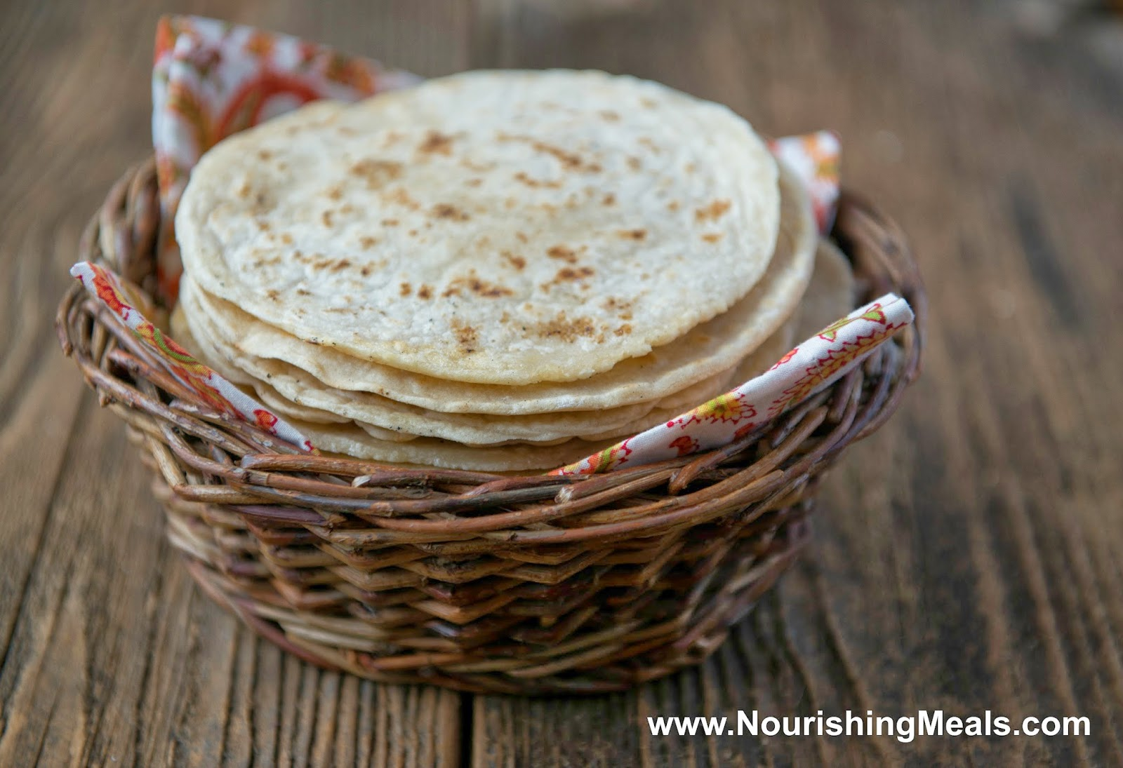 Nourishing Meals®: How To Make Brown Rice Flour Tortillas ...