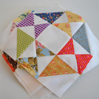 Snippets quilt blocks - QuiltBee