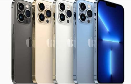 Apple launched iPhone 13 Pro and iPhone 13 Pro Max