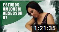 LIVE DO ESTUDO DO LIVRO UM JOVEM OBSESSOR - PARTE VII