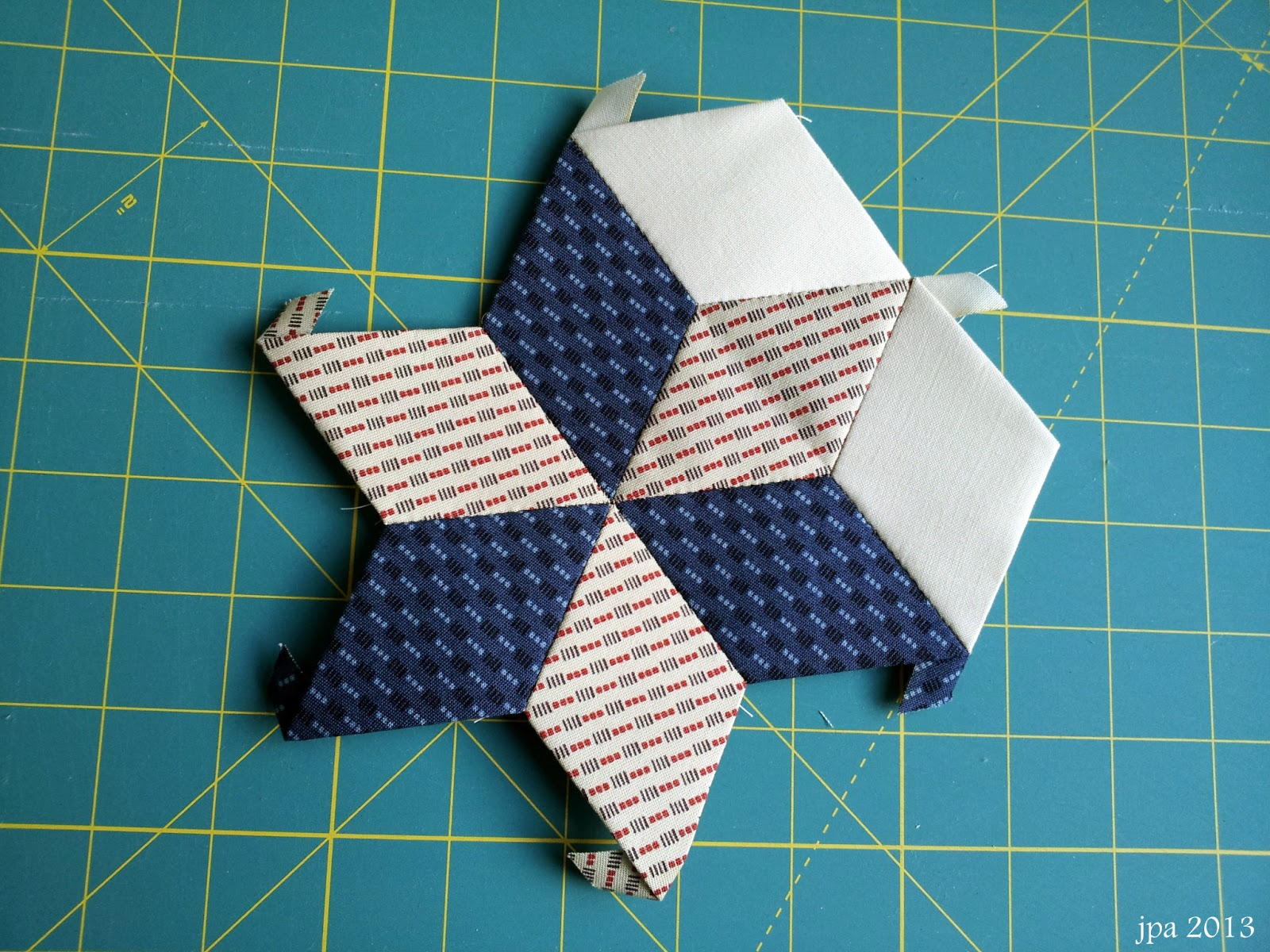 How To Use Honeycombs For English Paper Piecing Modafabrics