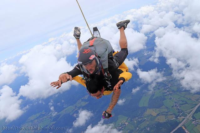 Skydive Spa Davio D'Orazio