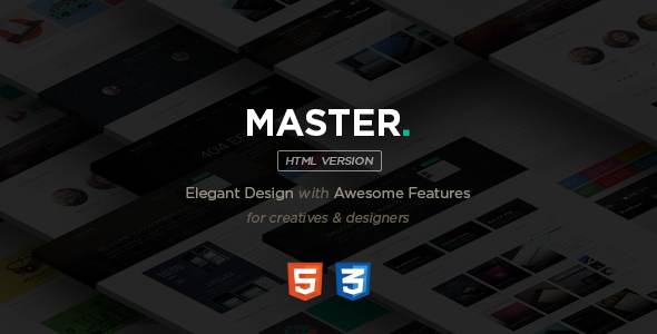 Premium Multipurpose HTML Template
