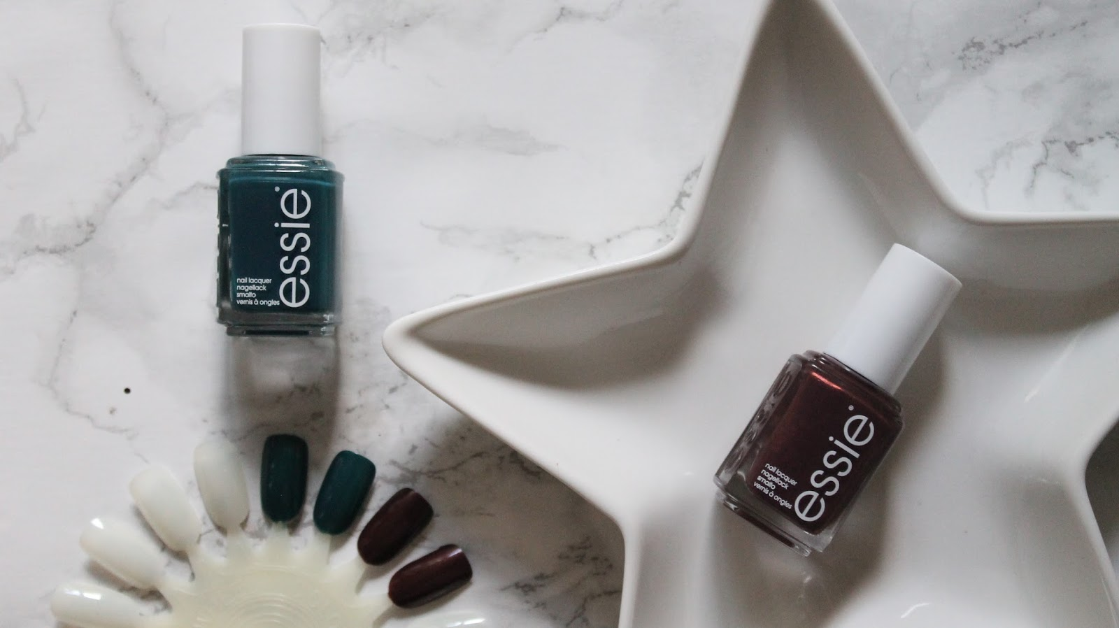 Style | A Snapshot of Christmas Essie | TOPAZ&MAY