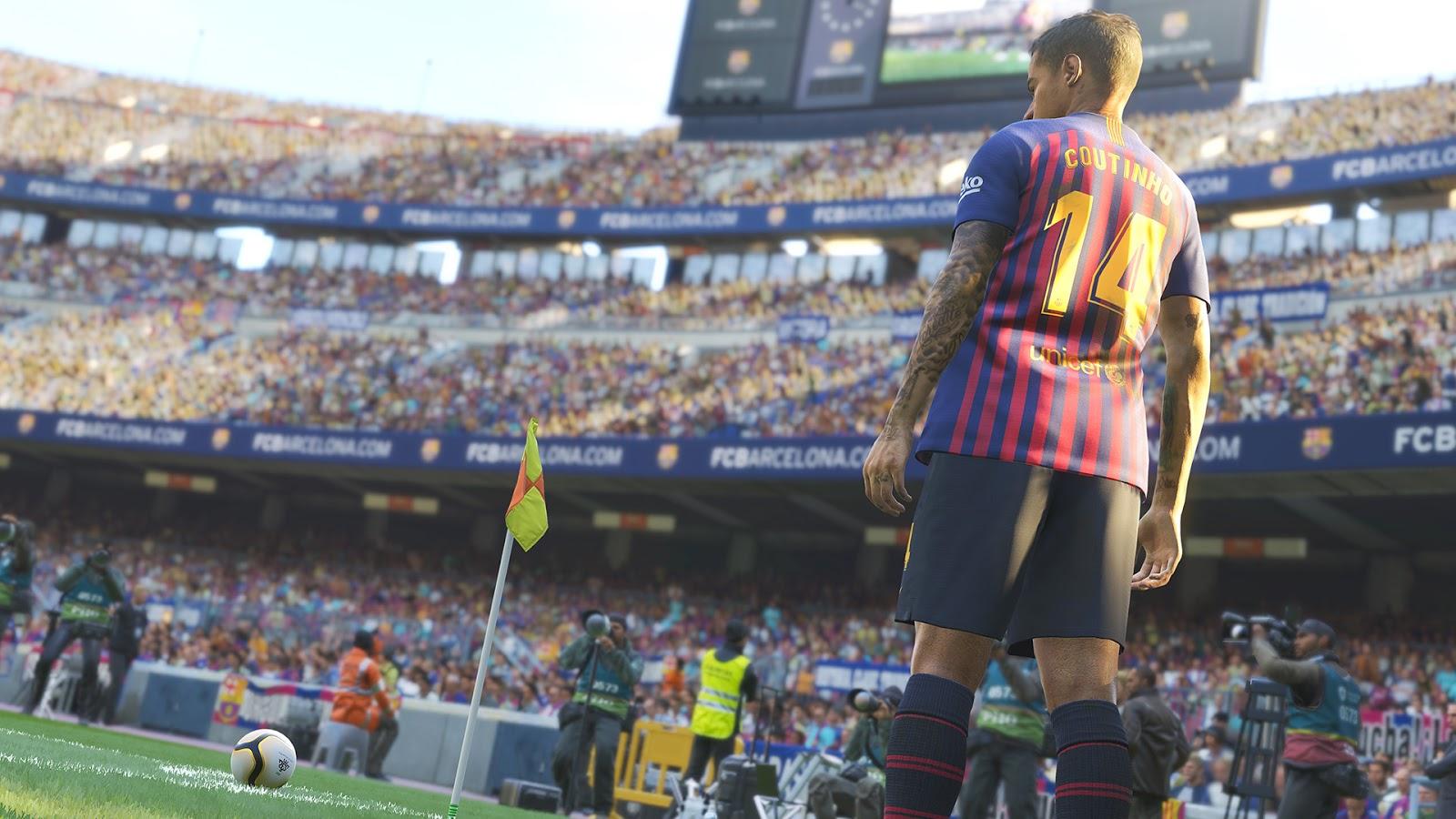 Pro Evolution Soccer 2019 PC ESPAÑOL (CPY) 1