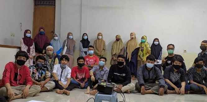 Ngaji Akhir Tahun LDII Jakarta Selatan