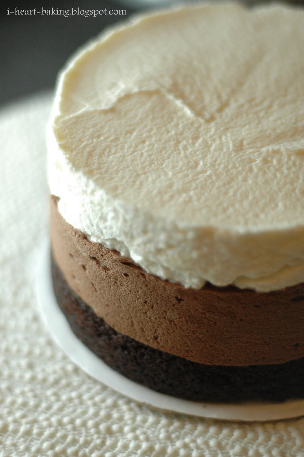Cake Layer Mousse Recipe Triple