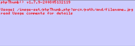 Cara deface phpThumb Command Injection to Upload shell