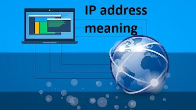 IP address meaning, IP address definition
