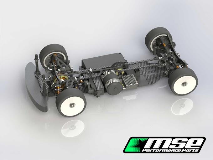 Kit de conversão para Mugen MTC1 FWD