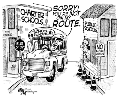 Image result for charter schools corruption