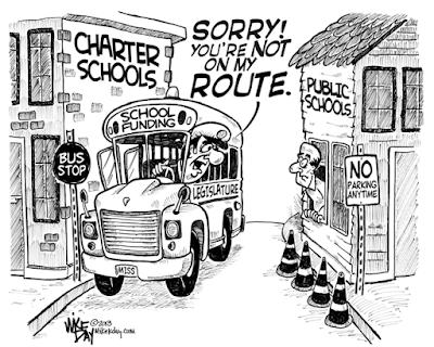 Image result for charter schools corruption