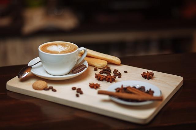 اعطي قهوتك ترقية صحية وغنية وسحرية