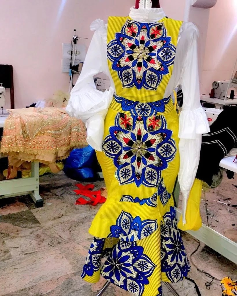 Ankara Fabulous! Trendy, Stylish, and Head-Turning Ankara Styles