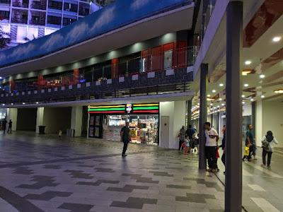 Pengalaman Bercuti Di I-Soho Shah Alam