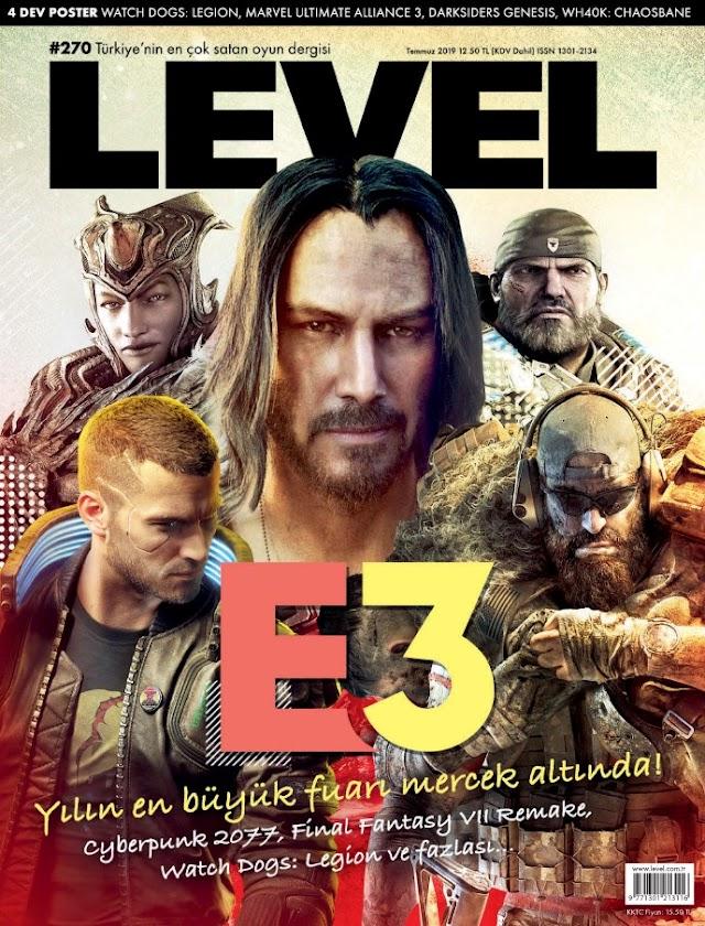 Level Temmuz 2019 Dergi PDF indir