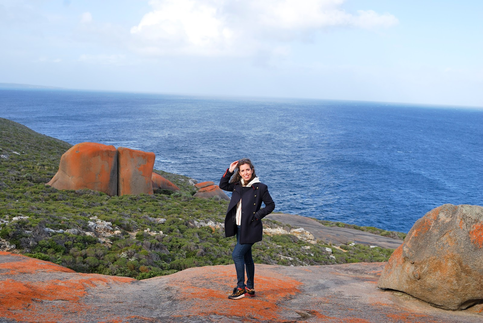 remarkable rocks kangaroo island australia