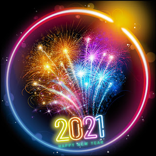 Happy New Year 2021 wishes for business partner