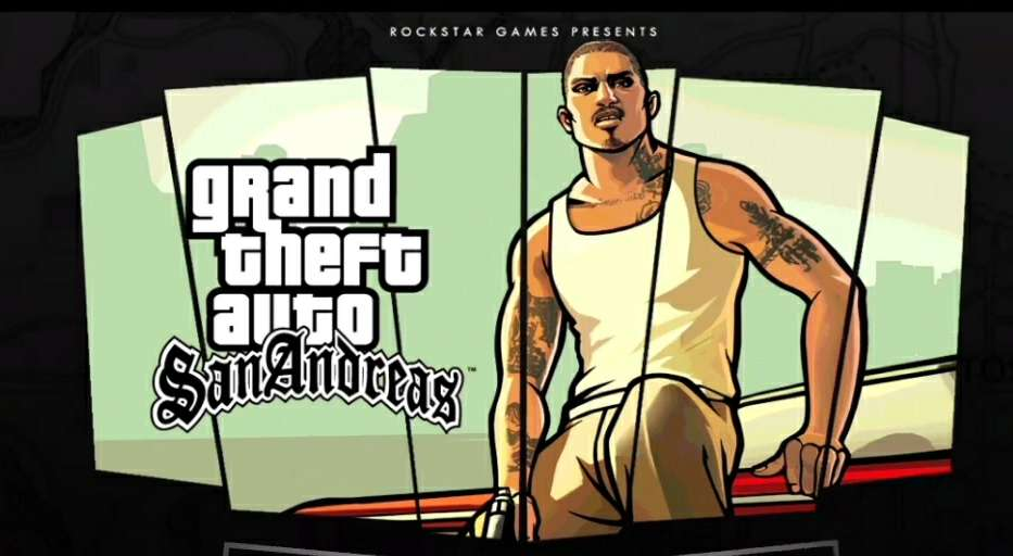 GTA SAN ANDREAS APK 120MB UNTUK HP RAM 512 FOR ANDROID + CLEO