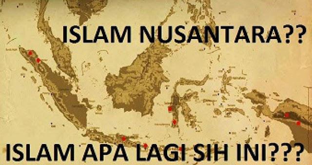 lupakan saja islam nusantara