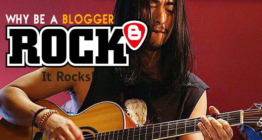 top 10 reasons why be a blogger it rocks
