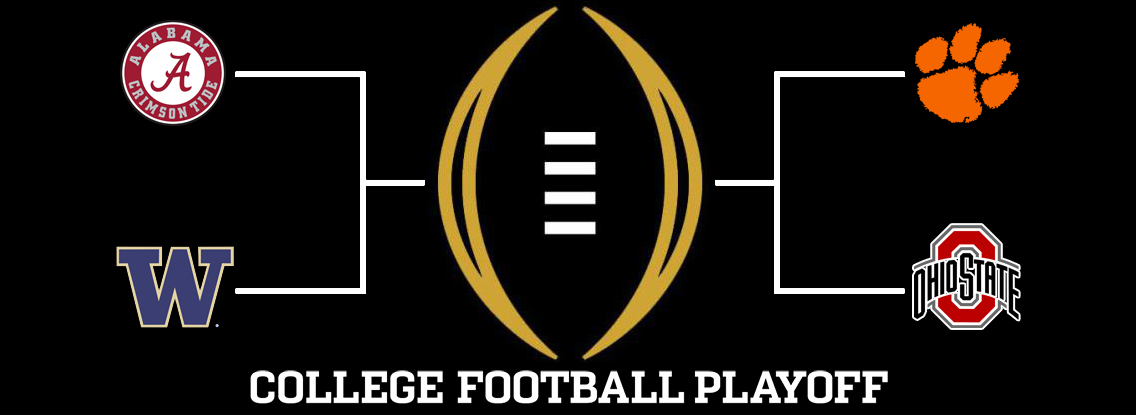 houston college football schedule what football teams made it to the playoffs