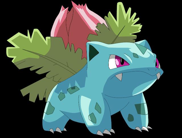 Ivysaur: 8% base-capture rate